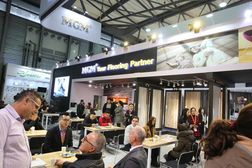 MGM Phase 20th China International Floor Materials and Pavement Technology Exhibition